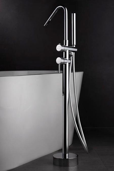 grifo bañera serie Córcega cromado