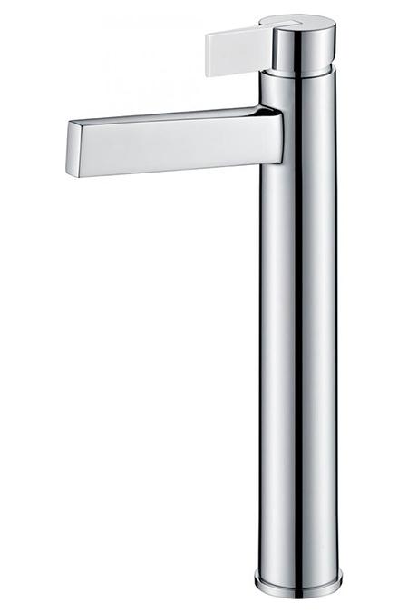 grifo lavabo alto serie Elba cromado
