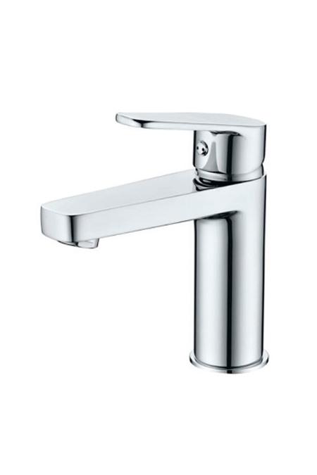 Grifo lavabo serie Teide cromado