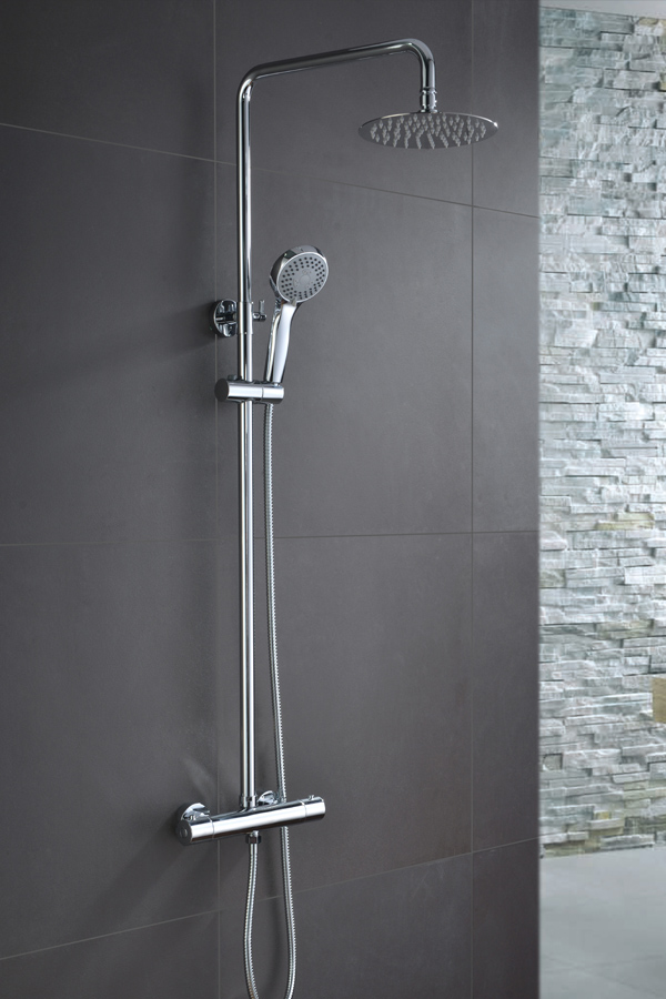 Barra de ducha termostática serie Londres